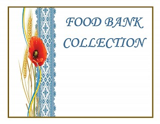 FOOD BANK COLLECTION