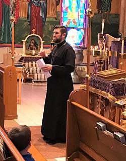 CHURCH TALK WITH FR. JOHN CHAREST