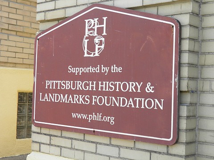 HISTORY & LANDMARKS FOUNDATION SUPPORT